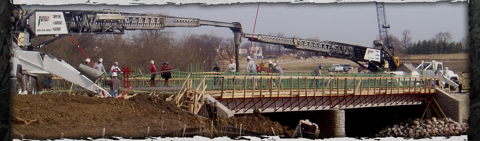 Marine construction &; repair bridge repair &; replacement railroad