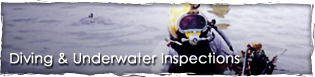 Diving & Underwater Inspections